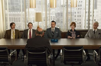 Critiques Séries : Mad Men. Saison 7. Episode 11. Time & Life.