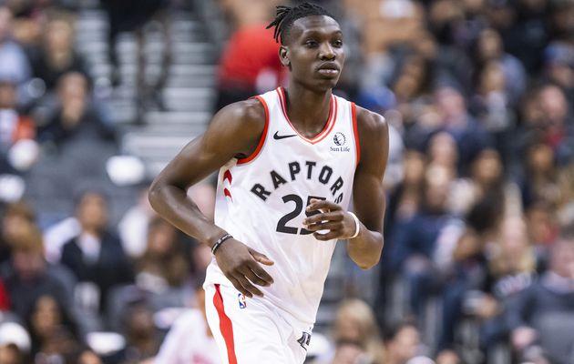 Toronto Raptors : L'argent ne changera pas Chris Boucher