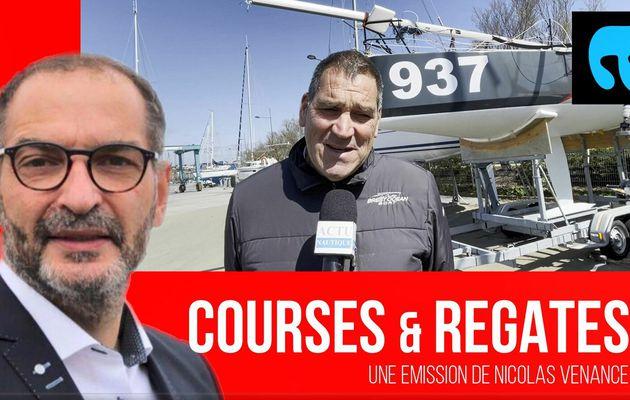 Plastimo Lorient Mini 6.50 - présentation de la course avec Gildas Morvan