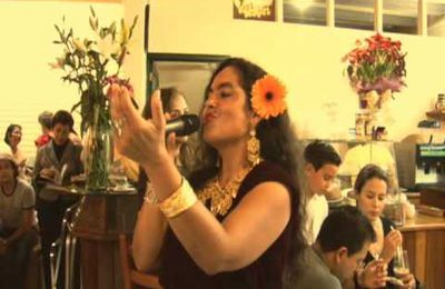 La Vida Es Un Momento de Chuy Rasgado - Martha Toledo
