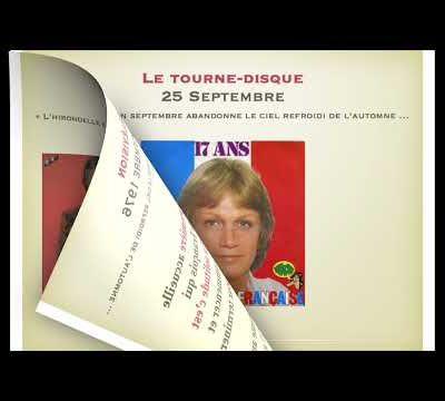"""""""L'Almanach du 25 septembre"""
