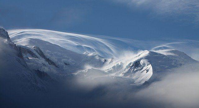 Magnifique ! Le photographe des neiges...