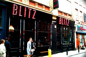 BLITZ VINTAGE DEPT STORE LONDON