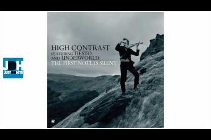 High Contrast feat. Tiesto & Underworld - The First Note is Silent - (Tiësto remix)