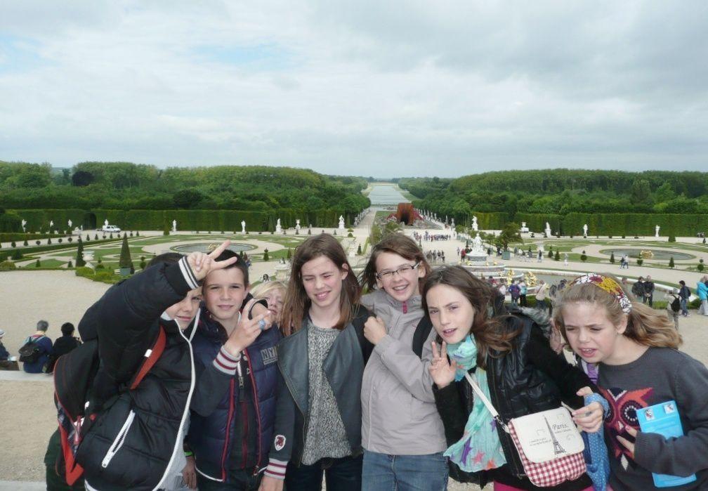 CE et CM à Versailles…