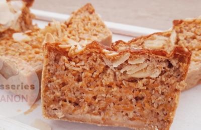 Le carrot cake faible en calories