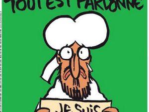 A propos de la Une de Charlie Hebdo
