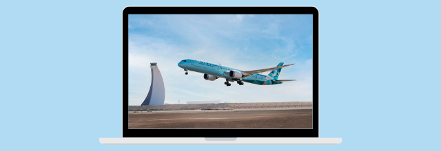 Etihad Airways : premier vol écologique 2021