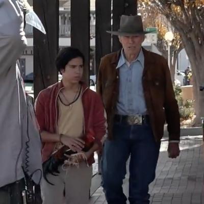 ESTRENO con Clint Eastwood