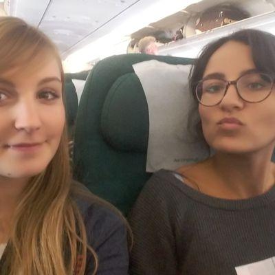 En route vers les USA !