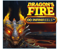 machine a sous mobile Dragon's Fire Infinireels logiciel Red Tiger Gaming