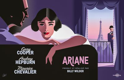 #COFFRETULTRACOLLECTOR #18 ARIANE DE BILLY WILDER