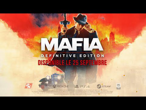 [ACTUALITE] Mafia: Definitive Edition - Trailer Bienvenue à Lost Heaven