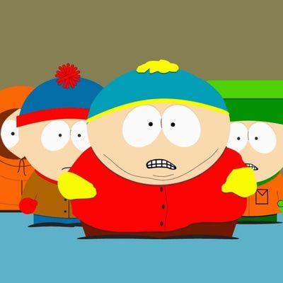 Les personnages principaux de la série South Park