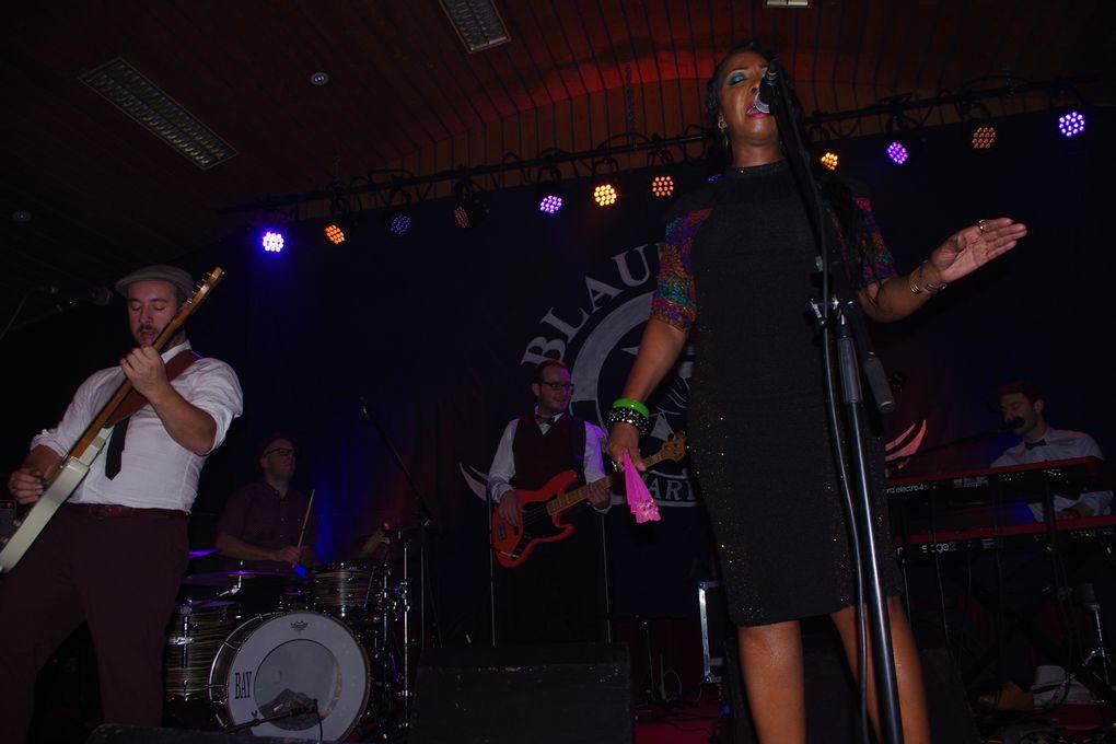 Toni Green & Malted Milk - 08 novembre 2014 - BlauBlues, Haringe (B)