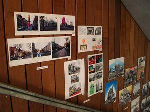 Exposition des travaux des ateliers au Colysée de Lambersart