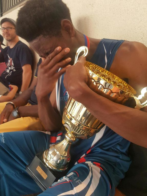 Victoire en finale de coupe face à la N3 de Le Mée