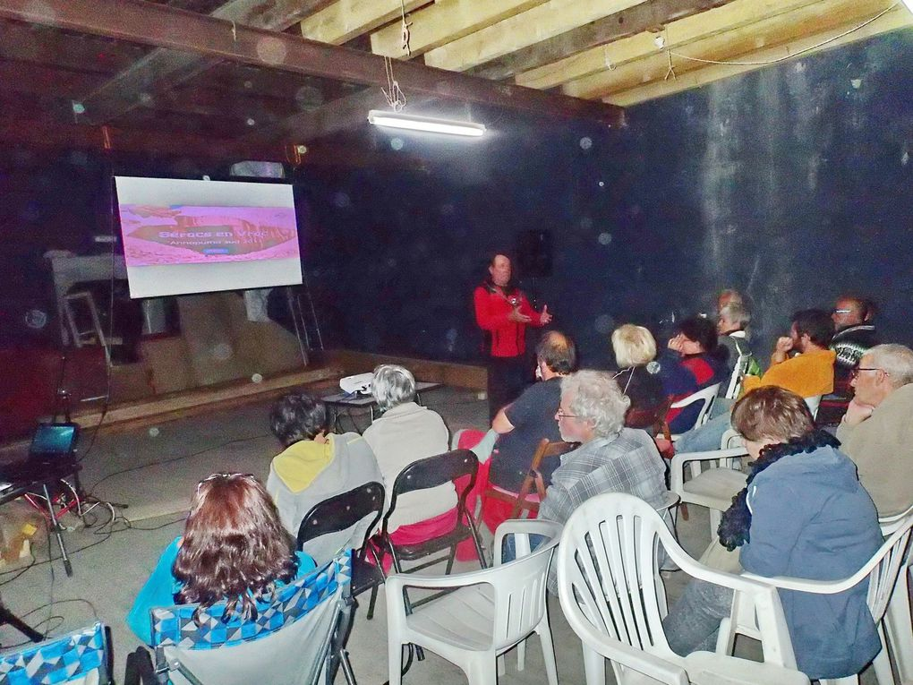 Projection/Conférence sur le Népal
