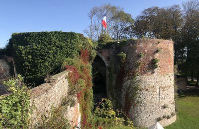 Visite de Montreuil-sur-Mer.