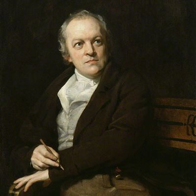 J'ai rencontré William Blake