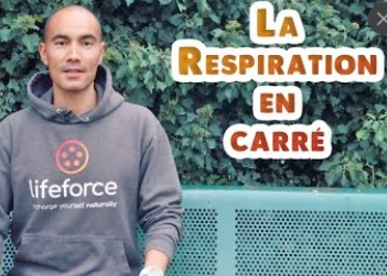 La Respiration en Carré