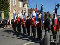 Commémoration Nationale de l'Abandon des Harkis, à Saumur (49)