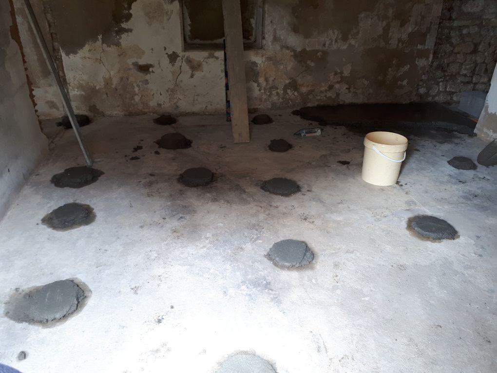 Atelier : chape Chambre 2