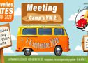 Meeting Camp's VW 2 à Chatres sur Cher, le 5 et 6 septembre 2020.
