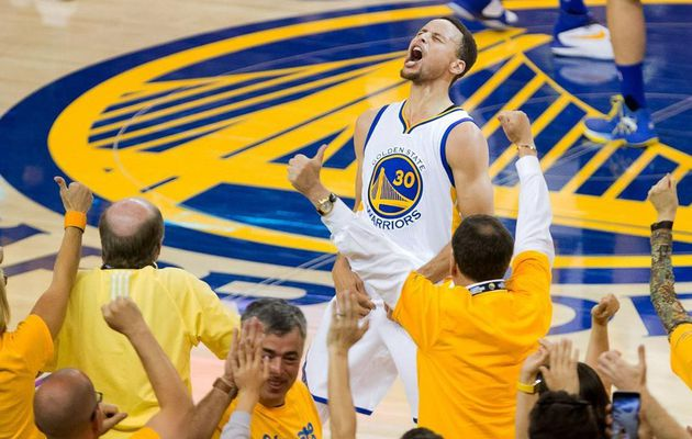 "Stephen Curry: "" La finale contre Cleveland sera fun """