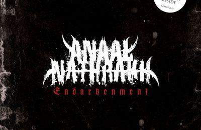 ANAAL NATHRAKH nous donne rendez vous le 2 Octobre pour la sortie de ENDARKENMENT - LOUD TV Webzine - Webzine - News