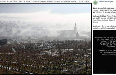 """CONCOURS INTERNATIONAL DE PHOTOGRAPHIE """"LES VIGNES DU MONDE"""