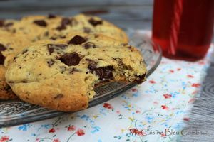 Cookies Gourmands au Chocolat