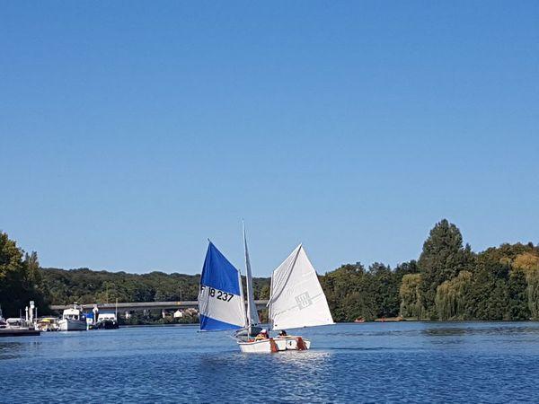 Une belle journée au Yachting Club du Pays de Fontainebleau (YCPF)