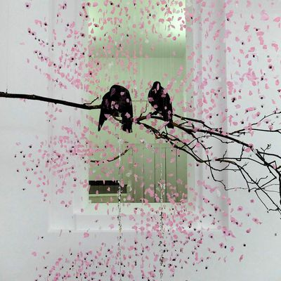Claire Morgan-galerie Karsten Greve.