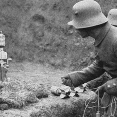 Poilus Vic (9) : L'année 1917