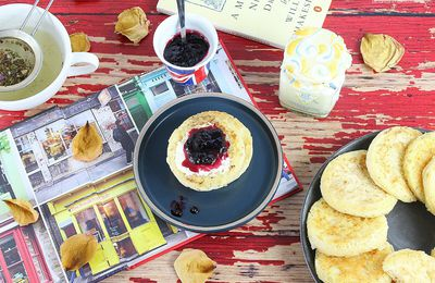Crumpets 2.0 - La recette SO British !