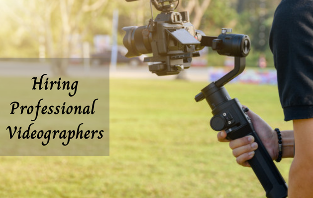 The Types Of Post Production Developed by A Videographer