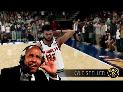 [ACTUALITE] NBA 2K22 - Les annonceurs de la NBA présents dans le jeu