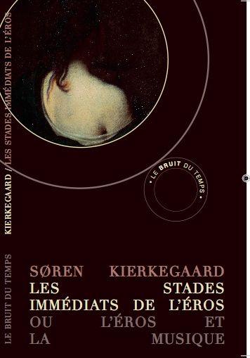 Kierkegaard parle du Don Juan de Mozart