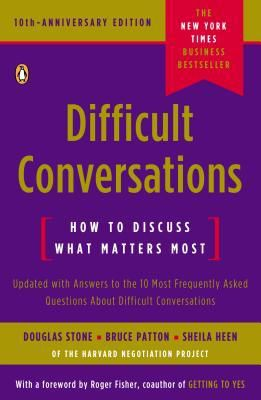 (kindle) Download Difficult Conversations: How to Discuss What Matters Most By Douglas Stone Online Book