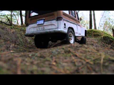 Jeep Rural - RC