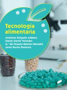 Ebook de larga distancia TECNOLOGIA ALIMENTARIA
