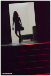 Ombres et rouges au Palais de Tokyo