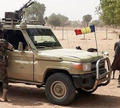 Tchad: Une macabreattaque de Bokom Haram fait au moins de 24 militaires tchadiens tués