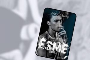Esme, tome1 - Farah Anah chez Black Ink Editions