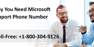 Why You Need Microsoft Support Phone Number