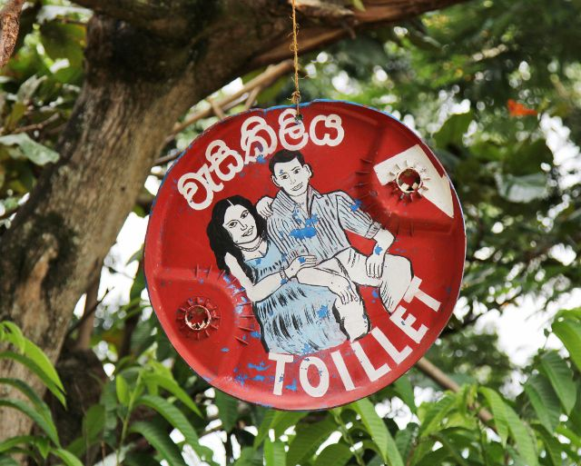 Sri Lanka insolite