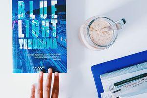 Blue Light Yokohama de Nicolas Obregon (traduit par Eric Moreau)