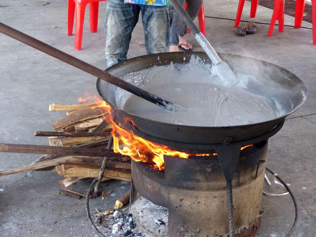 Phra Pradaeng Songkran Festival (2) - les coulisses