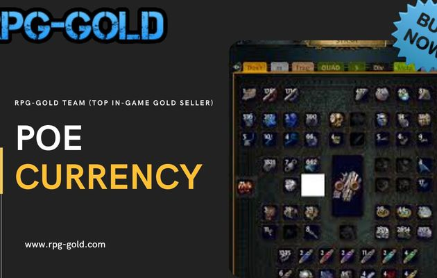 Buy POE Currency at Cheapest Price | RPG GOLD
